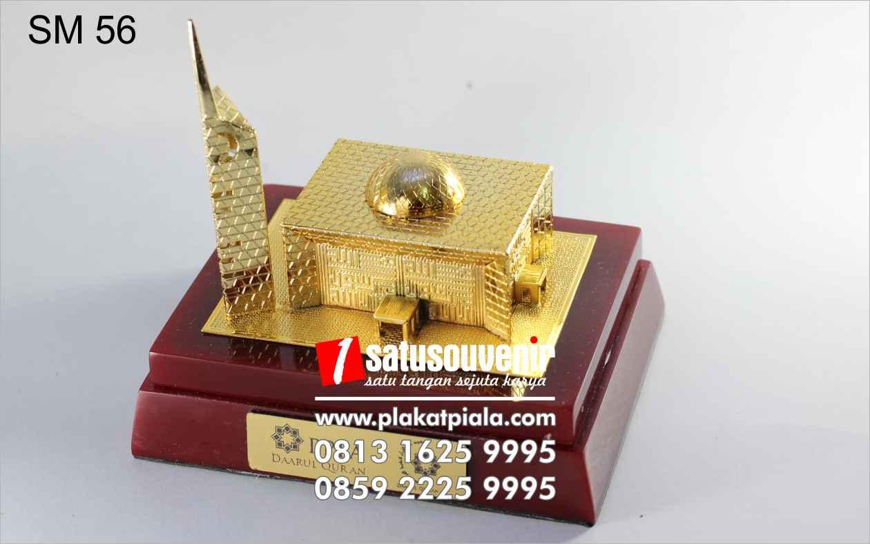 souvenir miniatur darul quran