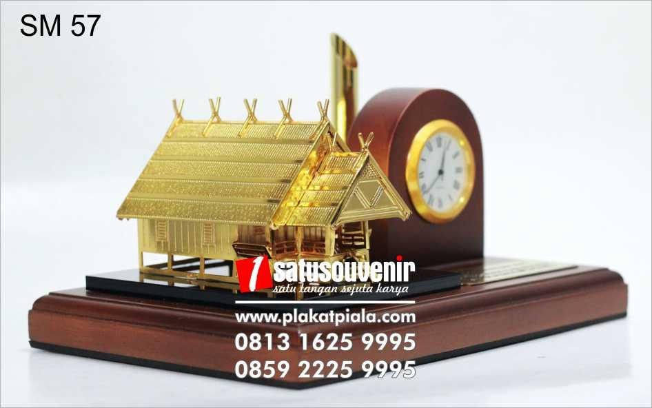 souvenir miniatur jam2