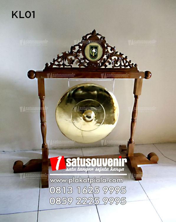 Kerajinan Logam Gong