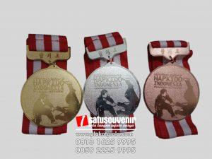 medali kejuaraan daerah iii hapkido indonesia