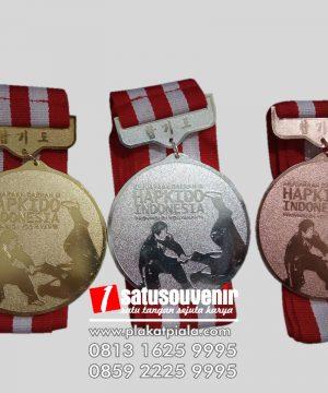 medali kejuaraan beladiri daerah iii hapkido indonesia