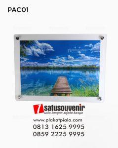 Produk Akrilik Hiasan Dinding Foto