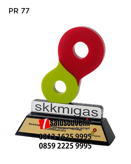 PR77 Plakat Resin Workshop Production Enhancement Technology SKK MIGAS