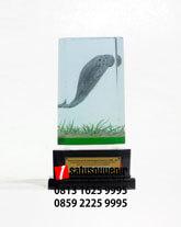 Contoh Plakat Resin Dugong