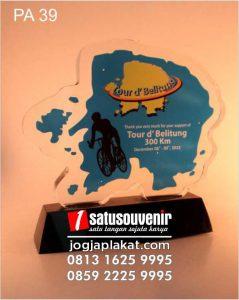 Plakat Akrilik Tour Belitung
