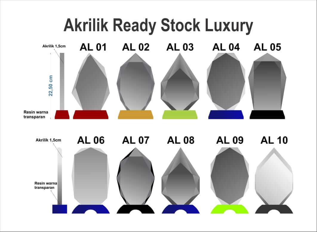 Plakat Akrilik Ready stock (1)