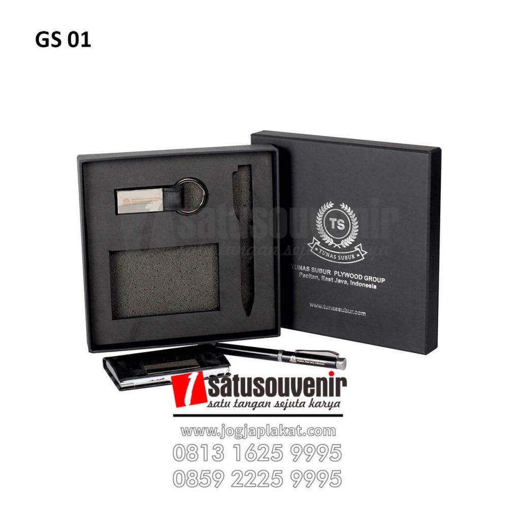Gift Set Souvenir Tunas Subur Plywood Group - hadiah souvenir perusahaan