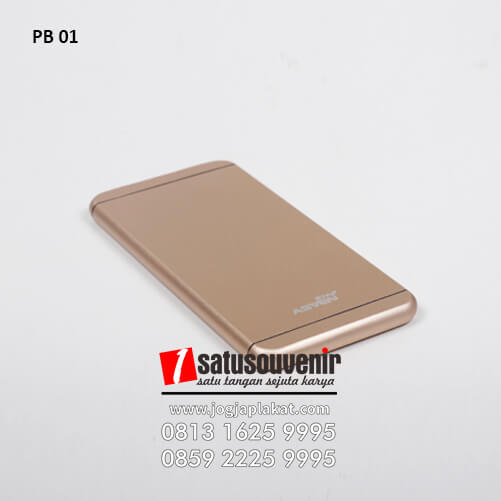 Power bank Stainless