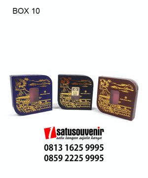 BOX10 Box Hard karton RCP Hotprint Emas