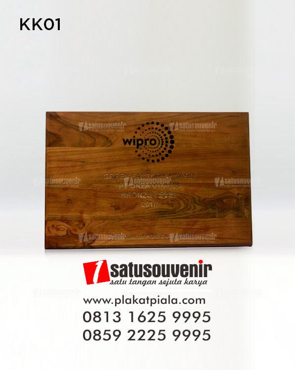 KK01 Kerajinan Kayu Wipro Green Factory Award
