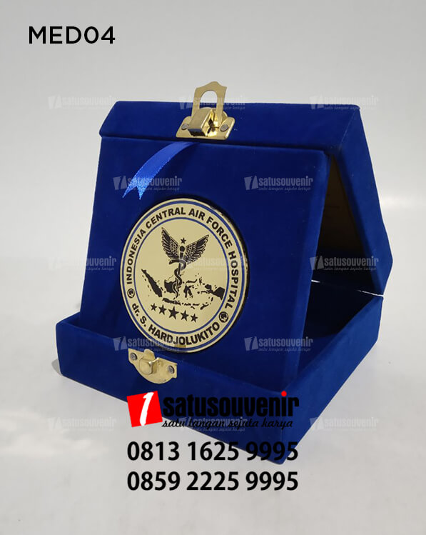 MED04 Medali Indonesia Central Air Force Hospital