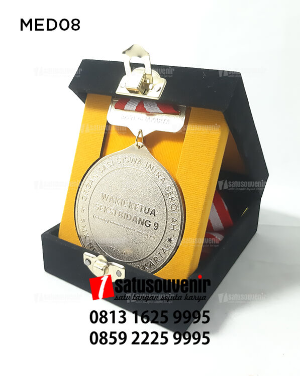 MED08 Medali OSIS SMK N 26 Jakarta