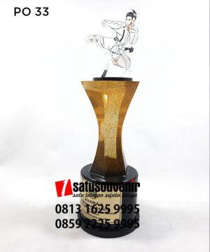 PO33 Piala Olahraga Kejuaraan Karate