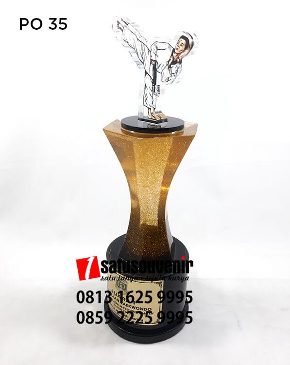 PO35 Piala Olahraga Kejuaraan Taekwondo