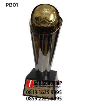 PB01 Trophy piala Bergilir Liga Turnament Futsal PT KIM